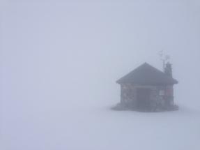 Dagen då vi trodde vi skulle dö, hittade inte hem i dimman.